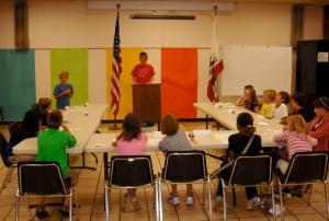 Speakers League Meeting