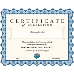 SL Level I Certificate