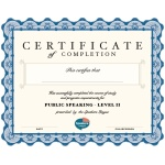 SL Level II Certificate