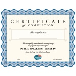 SL Level IV Certificate