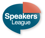Speakers League logo