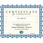 SL Level II Certificate