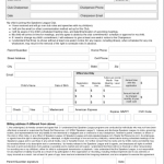 Administrative Forms, Certificates, and Manuals