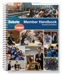 Debate League handbook